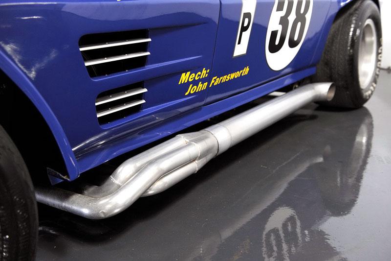 Superformance Corvette Grand Sport: replika prototypu z roku 1963: - fotka 30