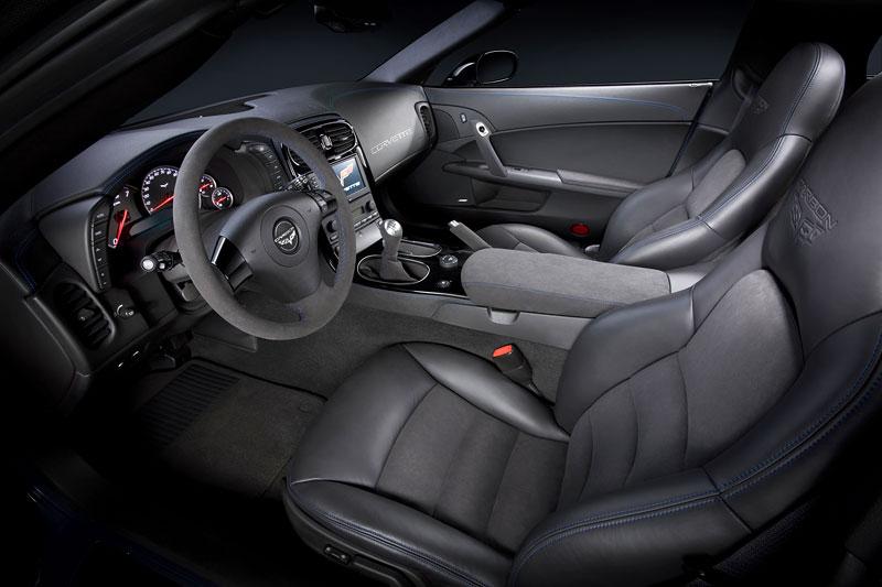 Chevrolet Corvette Z06: novinky pro modelový rok 2011: - fotka 2