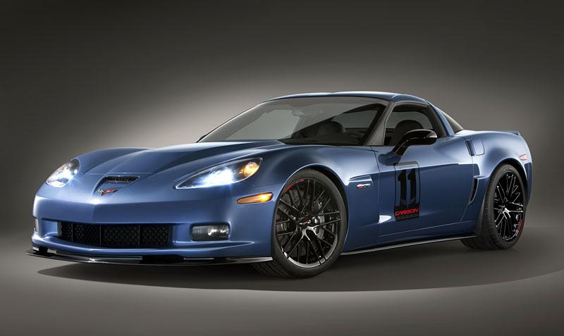 Chevrolet Corvette Z06: novinky pro modelový rok 2011: - fotka 6