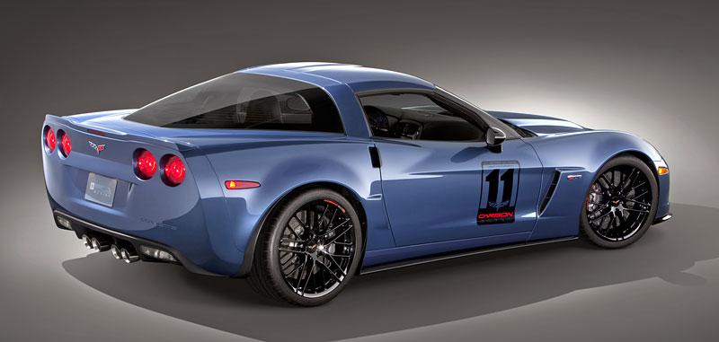 Chevrolet Corvette Z06: novinky pro modelový rok 2011: - fotka 7