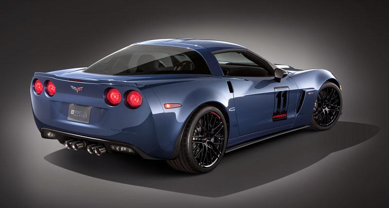 Chevrolet Corvette Z06: novinky pro modelový rok 2011: - fotka 8