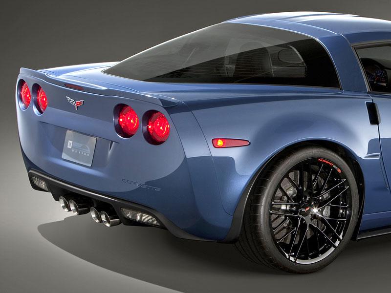 Chevrolet Corvette Z06: novinky pro modelový rok 2011: - fotka 9