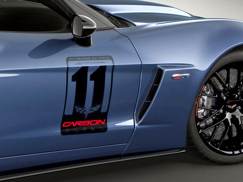 Chevrolet Corvette Z06: novinky pro modelový rok 2011: - fotka 10