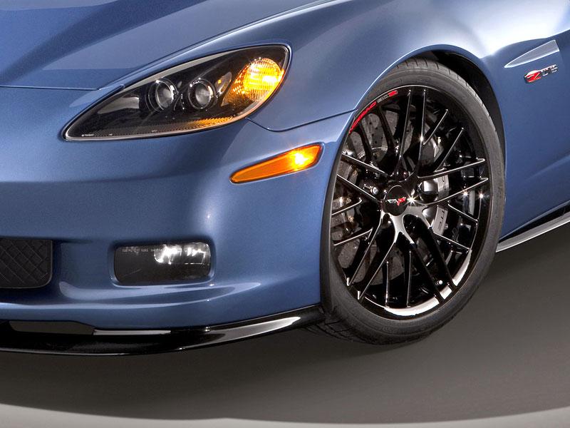 Chevrolet Corvette Z06: novinky pro modelový rok 2011: - fotka 11