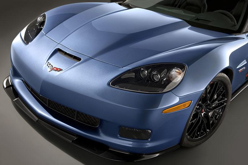 Chevrolet Corvette Z06: novinky pro modelový rok 2011: - fotka 12
