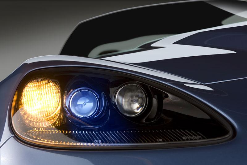 Chevrolet Corvette Z06: novinky pro modelový rok 2011: - fotka 13