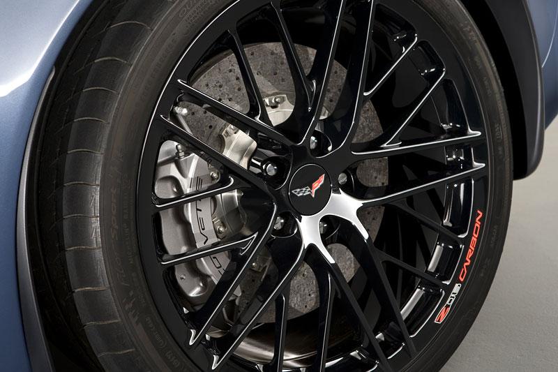Chevrolet Corvette Z06: novinky pro modelový rok 2011: - fotka 15