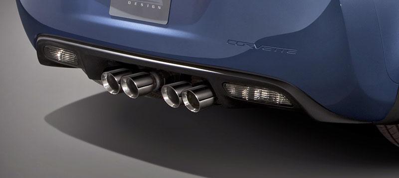 Chevrolet Corvette Z06: novinky pro modelový rok 2011: - fotka 16