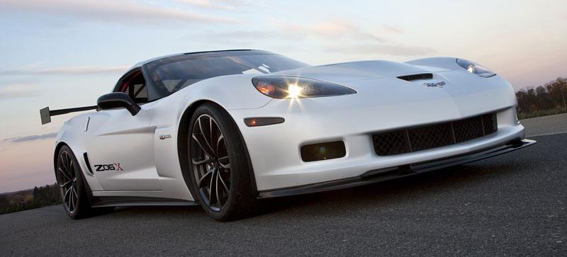 SEMA 2010: tovární Corvette hned dvakrát: - fotka 7