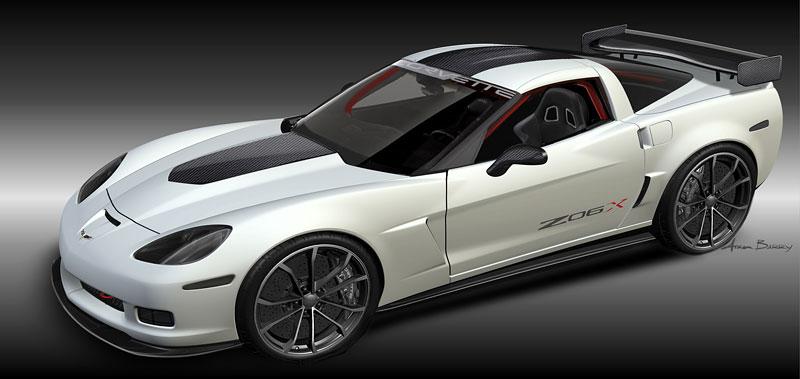 SEMA 2010: tovární Corvette hned dvakrát: - fotka 9