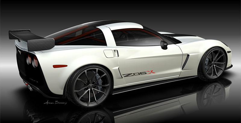 SEMA 2010: tovární Corvette hned dvakrát: - fotka 12