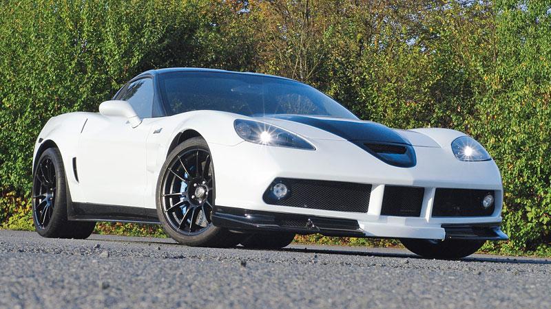 Geiger GTS: Corvette ZR-1 s výkonem 710 koní: - fotka 1