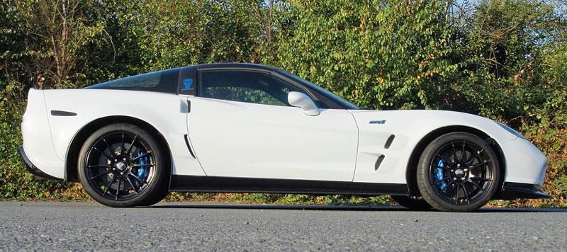 Geiger GTS: Corvette ZR-1 s výkonem 710 koní: - fotka 2