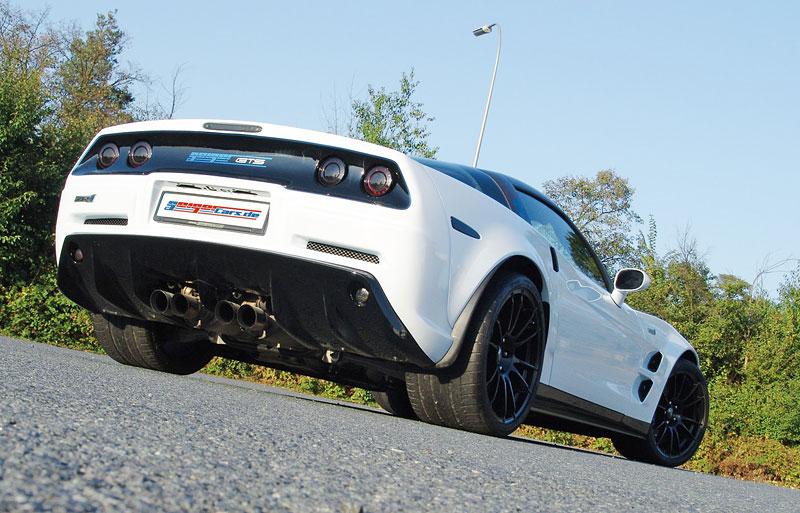 Geiger GTS: Corvette ZR-1 s výkonem 710 koní: - fotka 3