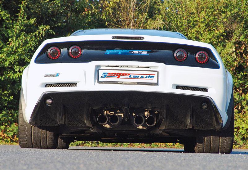 Geiger GTS: Corvette ZR-1 s výkonem 710 koní: - fotka 4