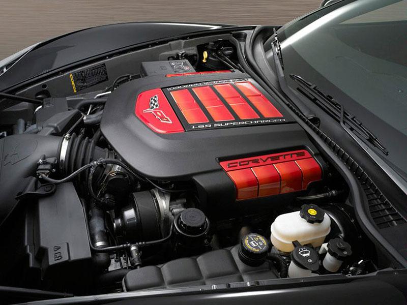 Chevrolet Corvette ZR1 Hero Edition: Pouze jedna jediná: - fotka 6