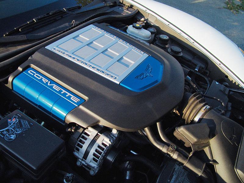 Geiger GTS: Corvette ZR-1 s výkonem 710 koní: - fotka 5