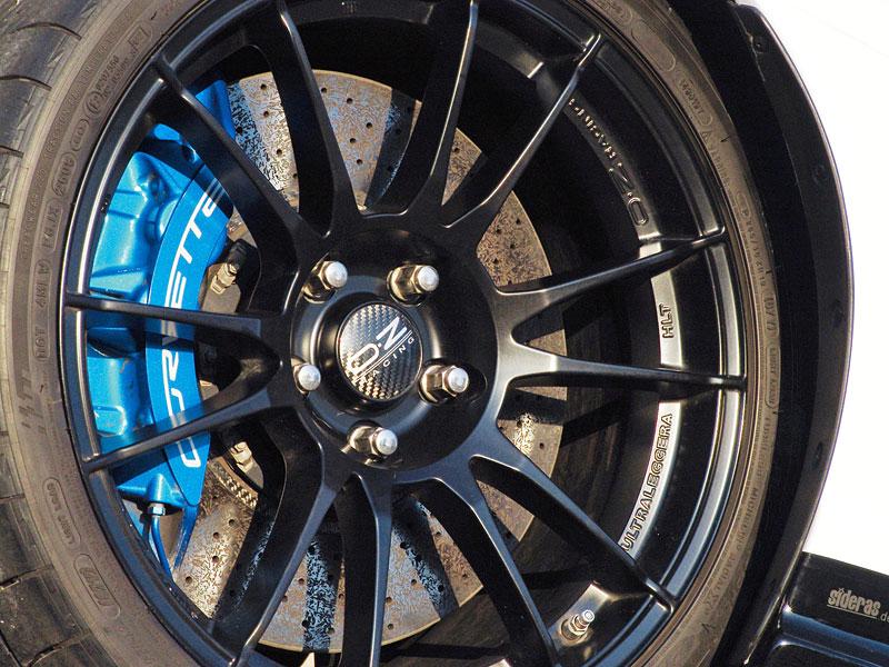 Geiger GTS: Corvette ZR-1 s výkonem 710 koní: - fotka 6