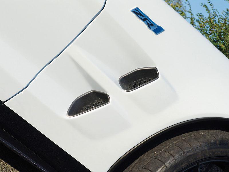 Geiger GTS: Corvette ZR-1 s výkonem 710 koní: - fotka 8