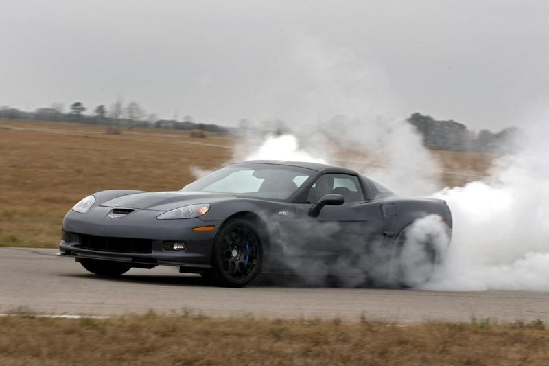 Chevrolet Corvette ZR1: po kúře od Hennessey: - fotka 1