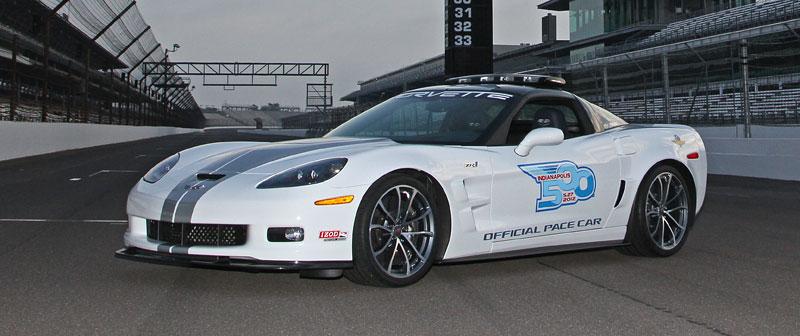 Corvette ZR1: Pace car pro Indy 500: - fotka 1