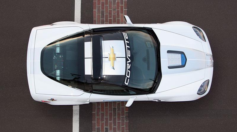 Corvette ZR1: Pace car pro Indy 500: - fotka 2