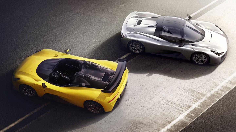 Dallara Stradale je okruhová placka, která smí na silnice. Poslechněte si, jak zní: - fotka 20