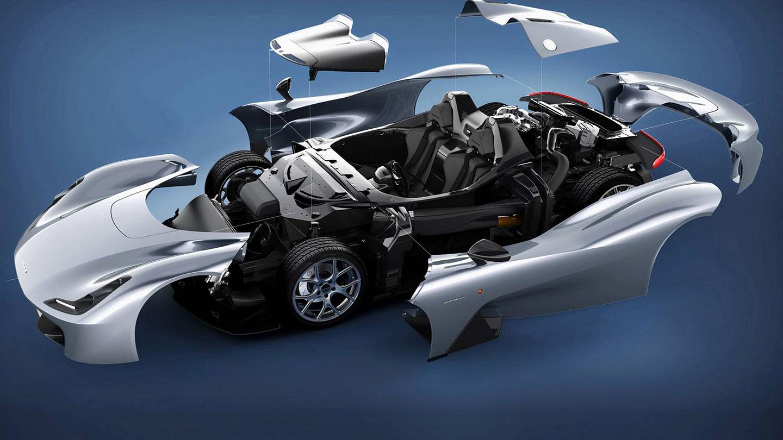 Dallara Stradale je okruhová placka, která smí na silnice. Poslechněte si, jak zní: - fotka 24