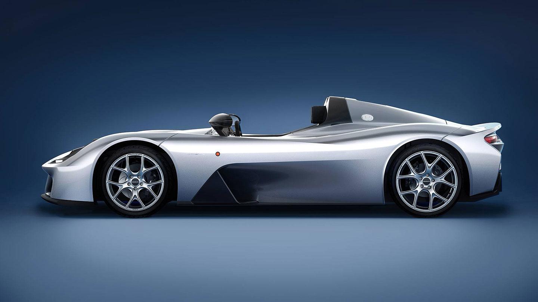 Dallara Stradale je okruhová placka, která smí na silnice. Poslechněte si, jak zní: - fotka 33