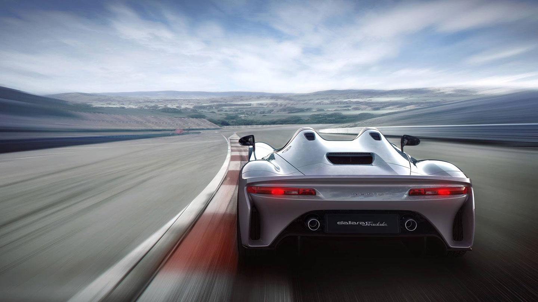Dallara Stradale je okruhová placka, která smí na silnice. Poslechněte si, jak zní: - fotka 39