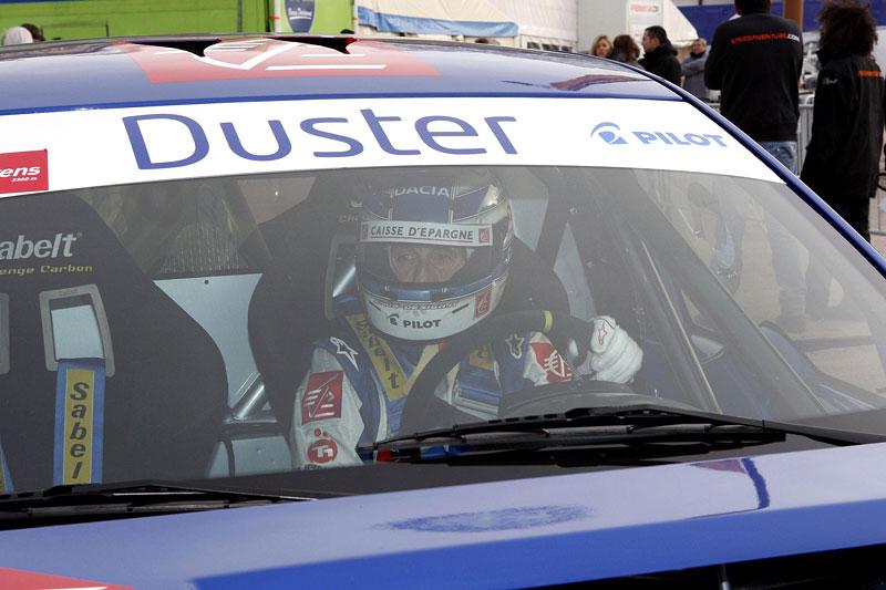 Alain Prost se zúčastní Race of Champions 2010: - fotka 18