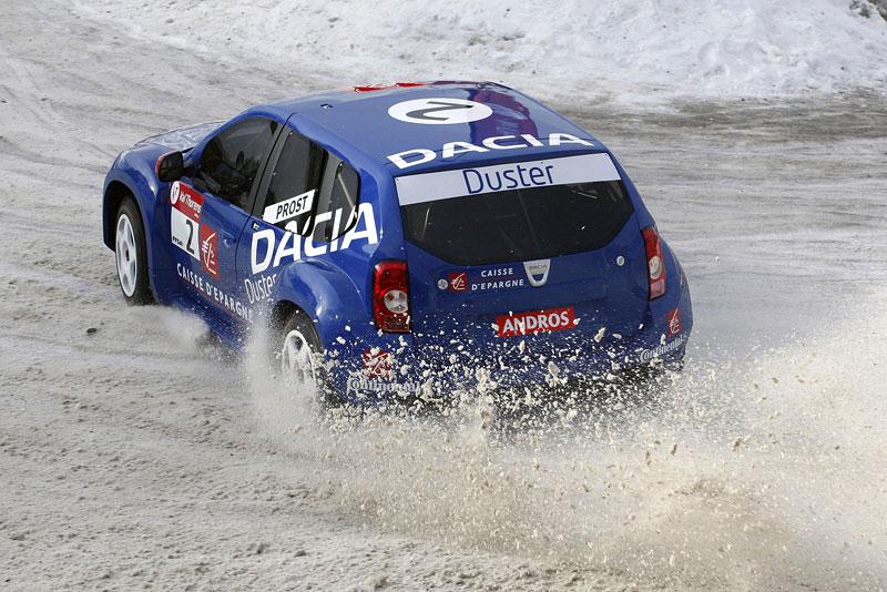 Alain Prost se zúčastní Race of Champions 2010: - fotka 19