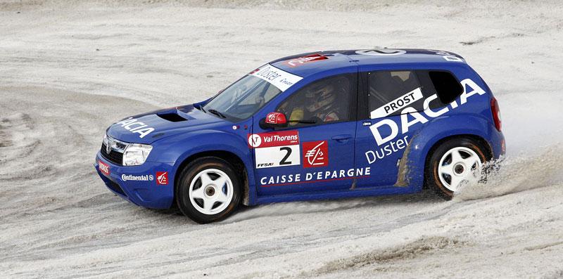 Alain Prost se zúčastní Race of Champions 2010: - fotka 20