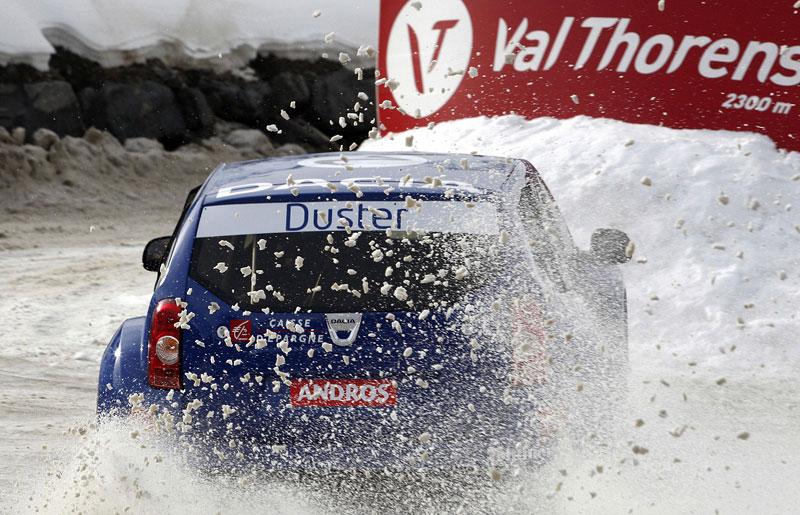 Alain Prost se zúčastní Race of Champions 2010: - fotka 21