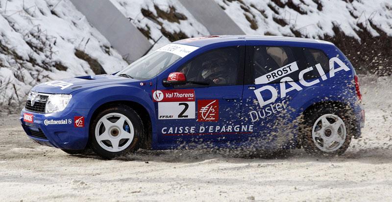 Alain Prost se zúčastní Race of Champions 2010: - fotka 23
