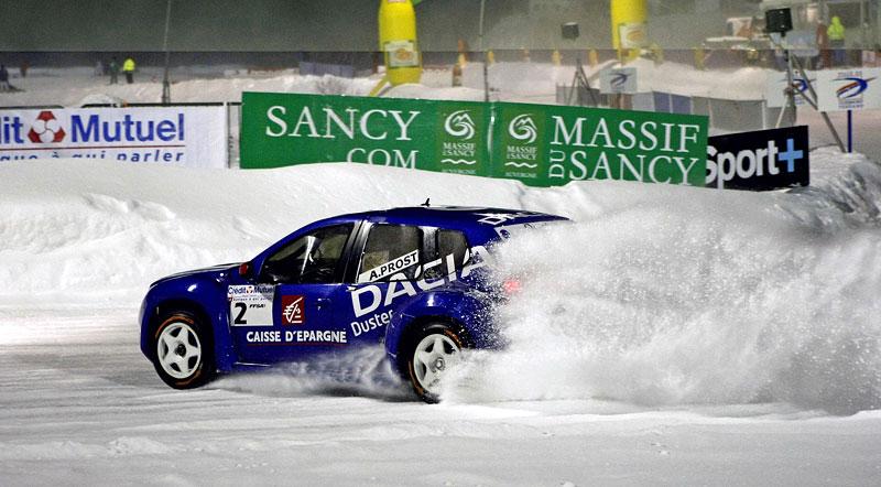 Alain Prost se zúčastní Race of Champions 2010: - fotka 25