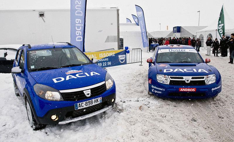 Alain Prost se zúčastní Race of Champions 2010: - fotka 27