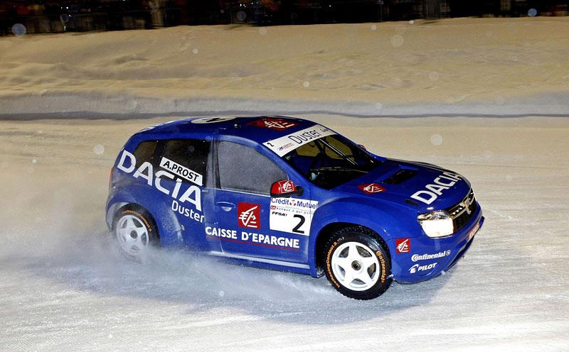 Alain Prost se zúčastní Race of Champions 2010: - fotka 28