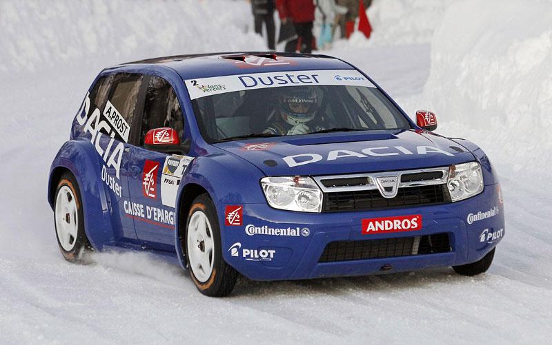 Alain Prost se zúčastní Race of Champions 2010: - fotka 29