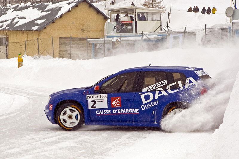 Alain Prost se zúčastní Race of Champions 2010: - fotka 31