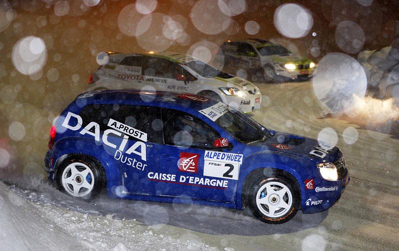 Alain Prost se zúčastní Race of Champions 2010: - fotka 32