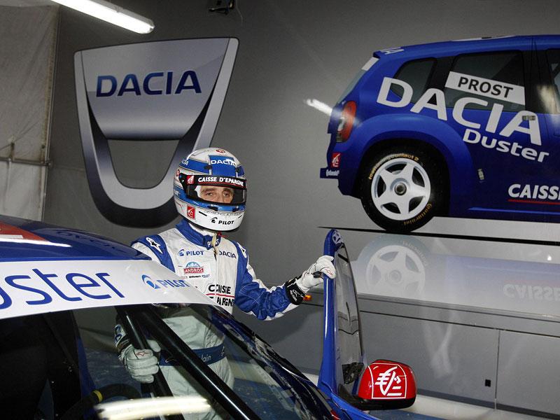 Alain Prost se zúčastní Race of Champions 2010: - fotka 34