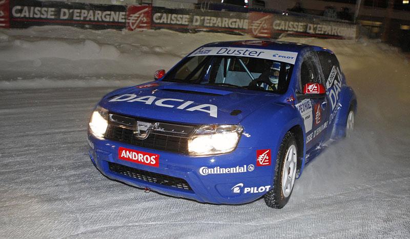 Alain Prost se zúčastní Race of Champions 2010: - fotka 35
