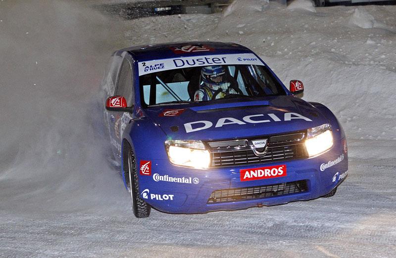 Alain Prost se zúčastní Race of Champions 2010: - fotka 36