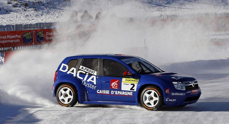 Alain Prost se zúčastní Race of Champions 2010: - fotka 37