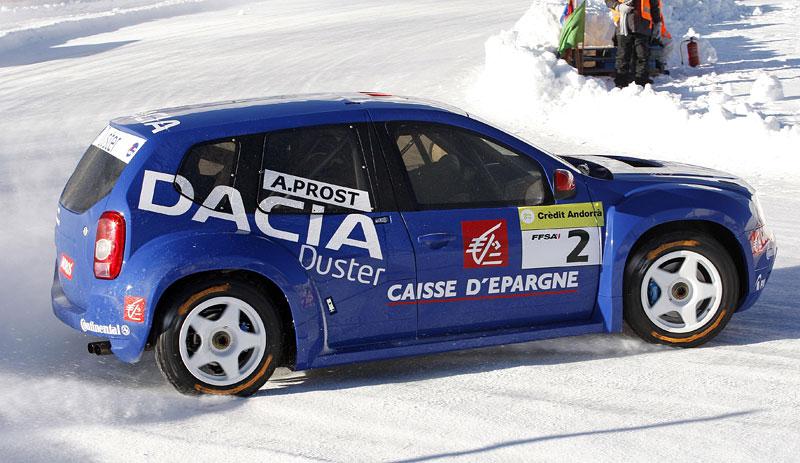 Alain Prost se zúčastní Race of Champions 2010: - fotka 38
