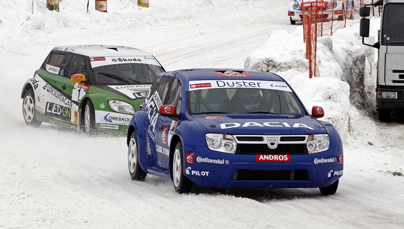 Alain Prost se zúčastní Race of Champions 2010: - fotka 40