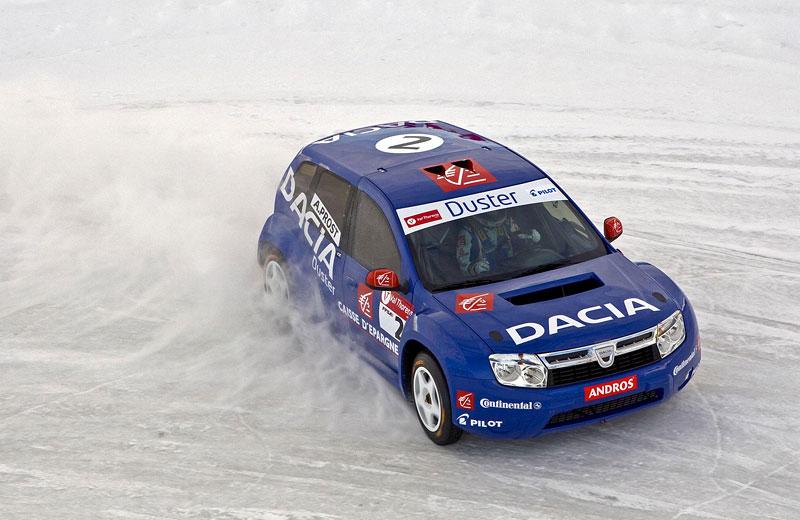 Alain Prost se zúčastní Race of Champions 2010: - fotka 41