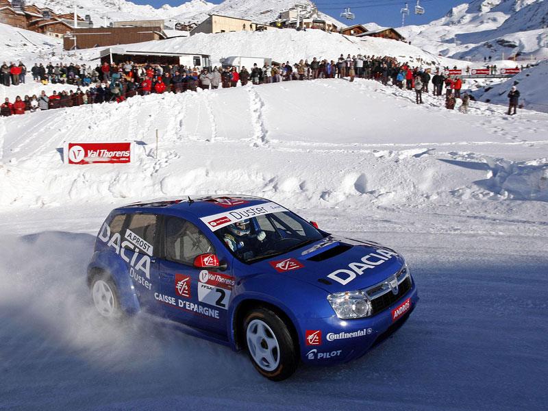 Alain Prost se zúčastní Race of Champions 2010: - fotka 42