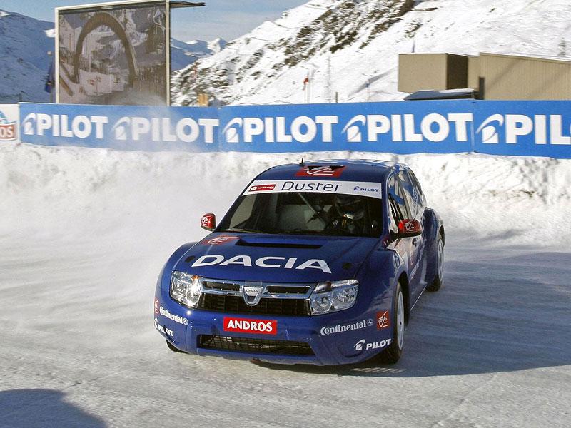 Alain Prost se zúčastní Race of Champions 2010: - fotka 43